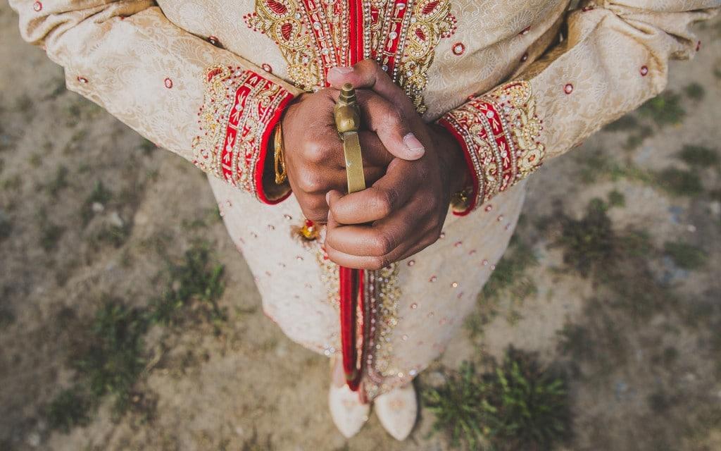 Sikh-groom