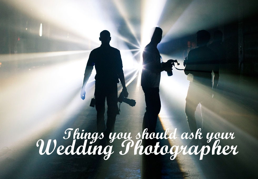 Wedding Planning Tips | Questions to ask your wedding photographer