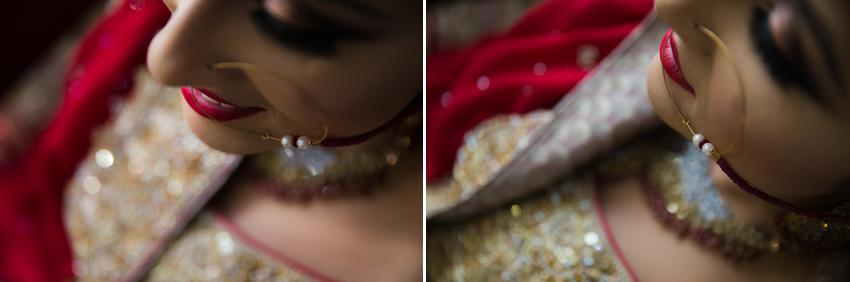 Bridal Makeup Pakistani Bride