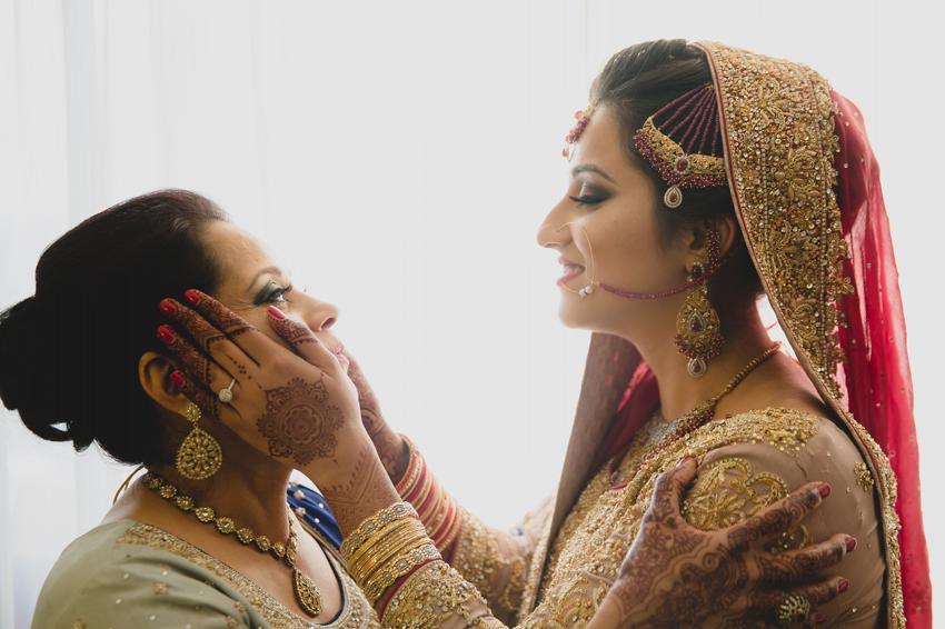 Pakistani Bride before Shaadi