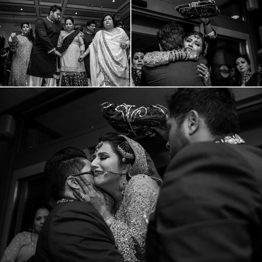 Pakistani Doli Ceremony