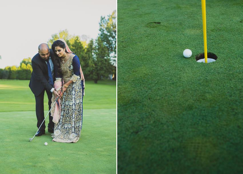 Laval Golf Club Wedding