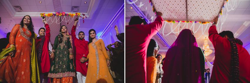 Pakistani Bridal Traditions
