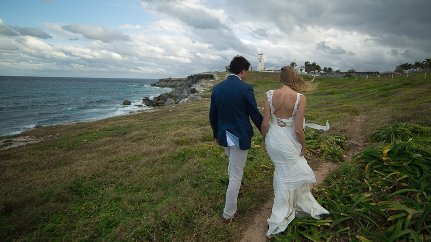 Destination Wedding in Mexico from Canada