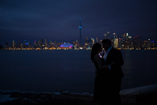 Engagement Shoot | Toronto Islands