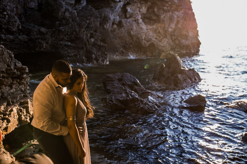 Tobermory engagement shoot photo 6