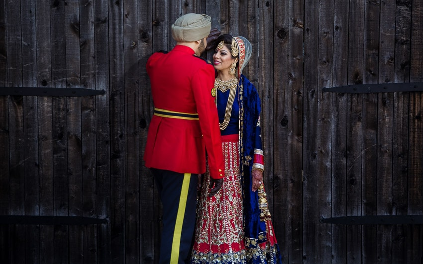 rcmp officers wedding 1