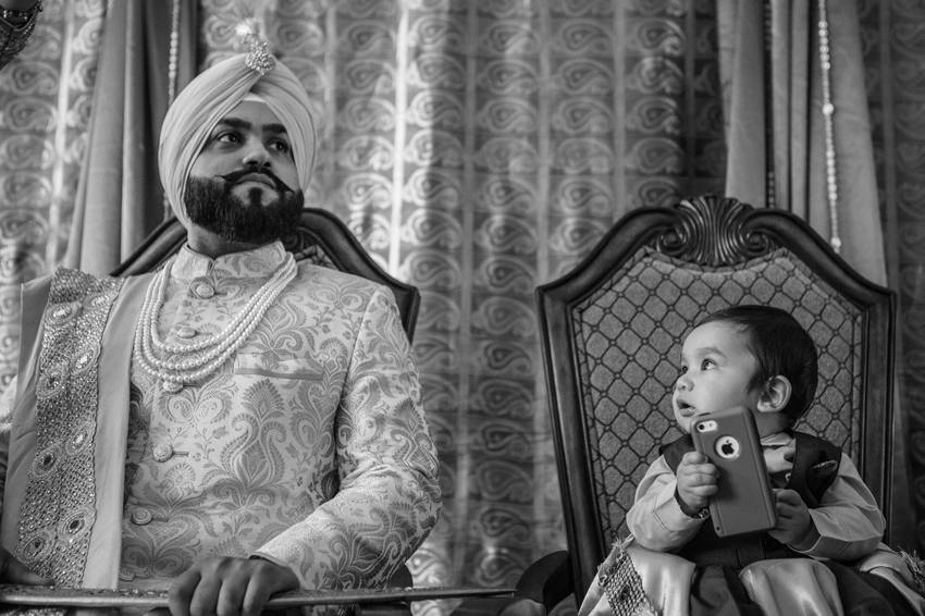 Montreal Sikh Royal Indian Wedding