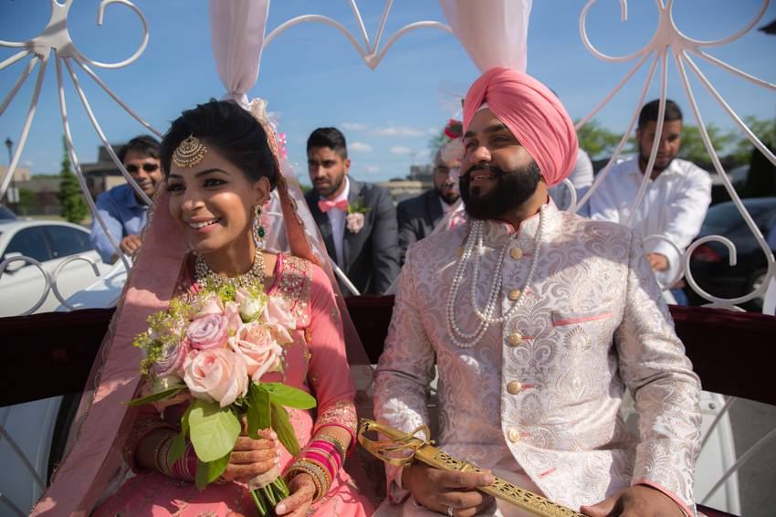 Sikh-Wedding-Horse-Lasalle-Montreal