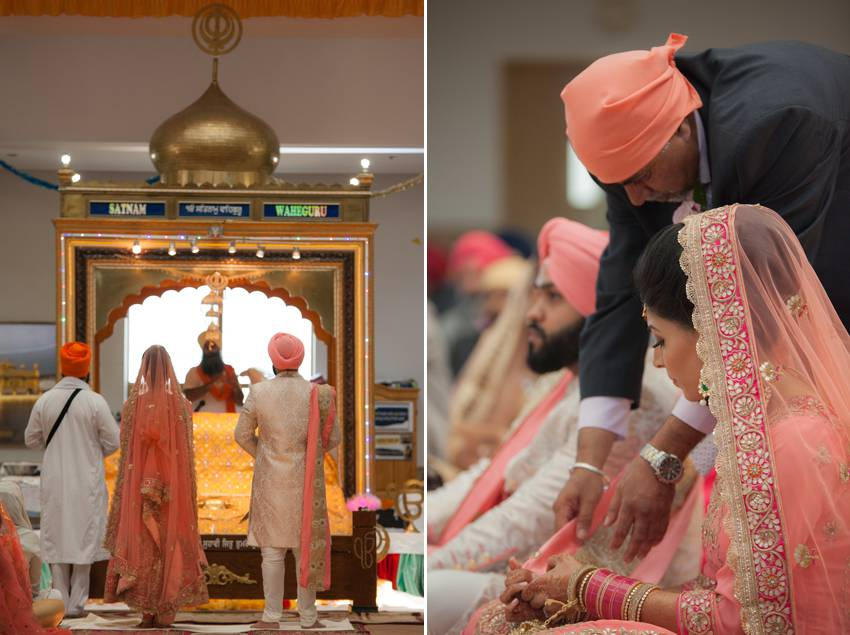 Wedding Royal Sikh Ceremony