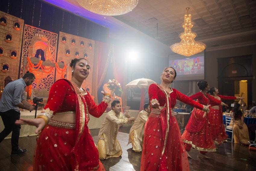 Indian-Wedding-Toronto-dances