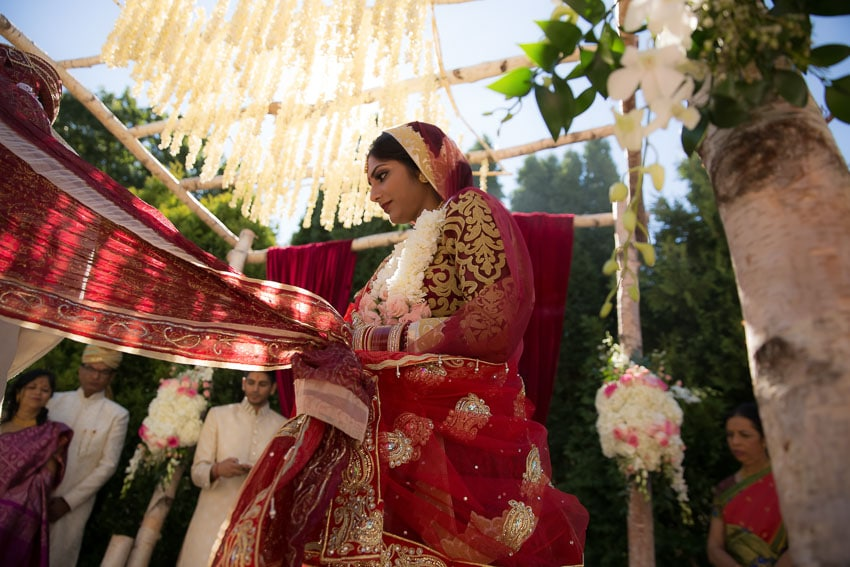 Outdoor-Toronto-Indian-Wedding