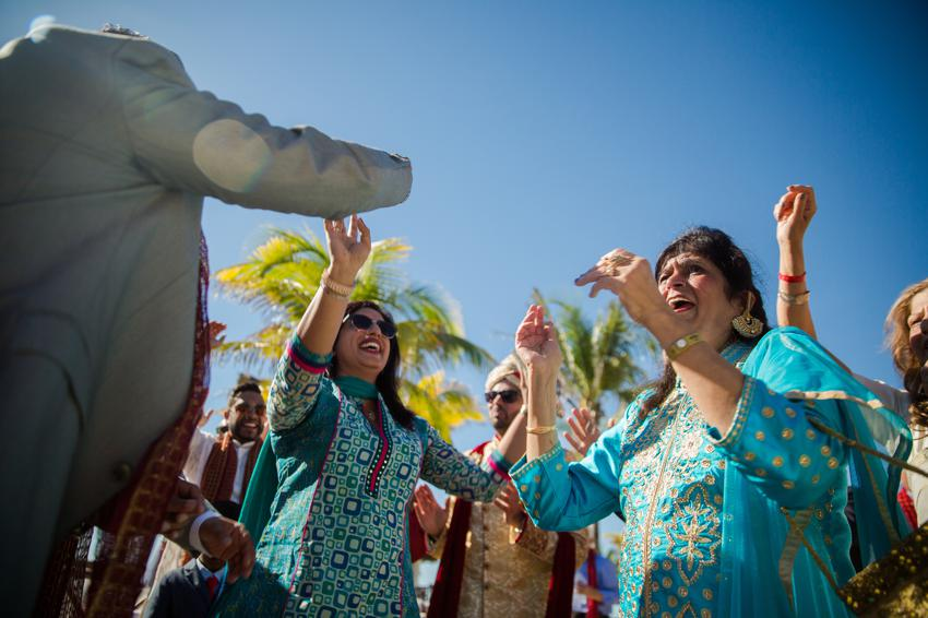 Punjabi Destination Weddings Mexico 22