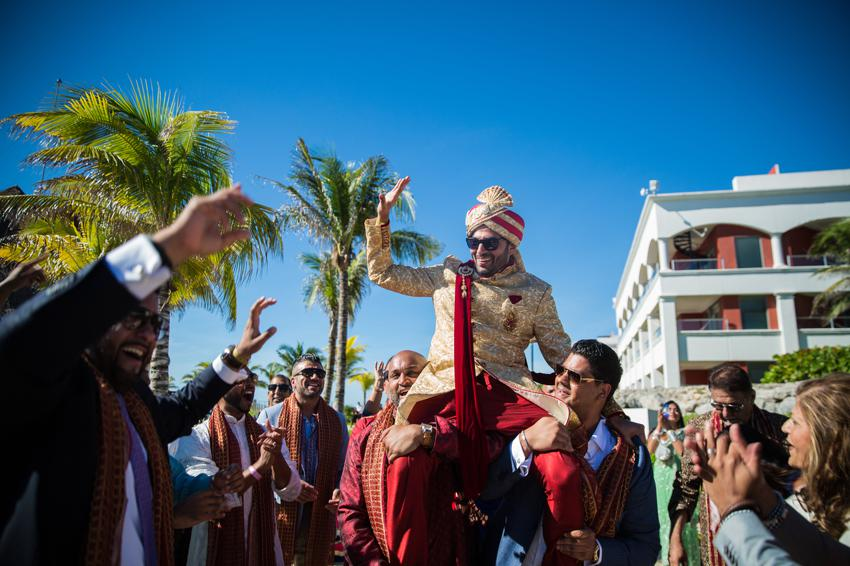 Punjabi Destination Weddings Mexico 23