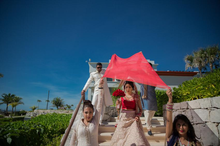 Punjabi Destination Weddings Mexico 31