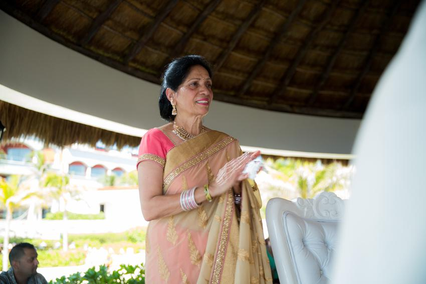 Punjabi Destination Weddings Mexico 37