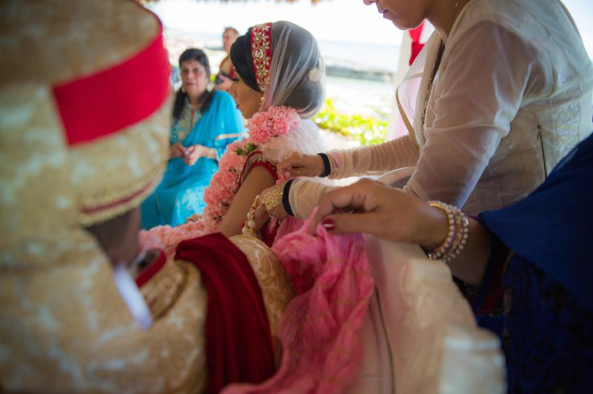 Punjabi Destination Weddings Mexico 39