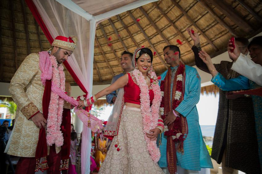 Punjabi Destination Weddings Mexico 42