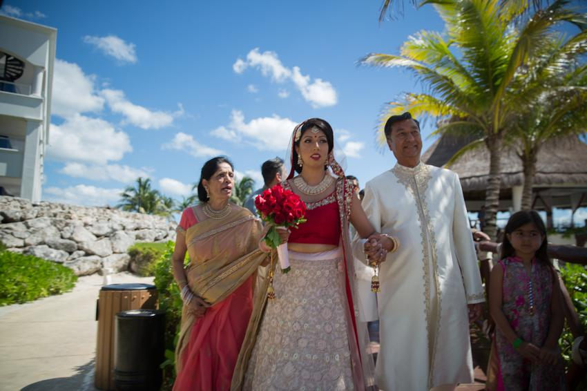 Punjabi Destination Weddings Mexico 45