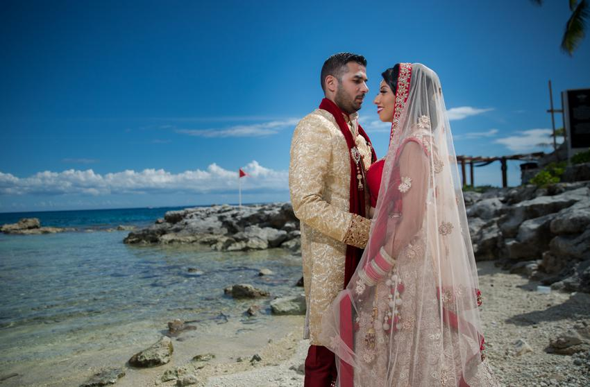 Punjabi Destination Weddings Mexico 54