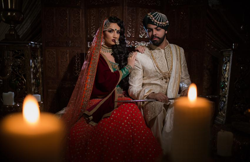 Wedding photographers royal Indian weddings