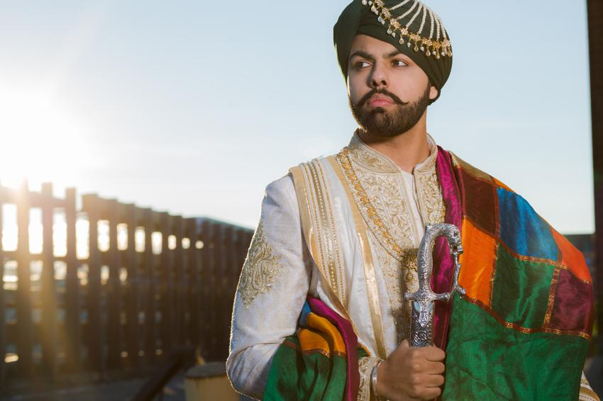 Royal Indian Sherwani