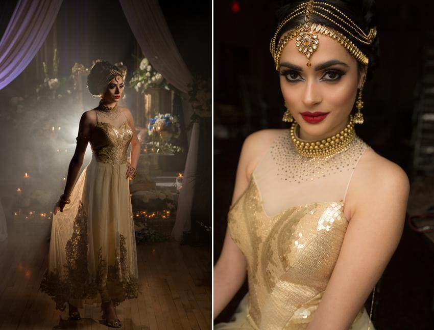 Luxurious-Indian-Bride