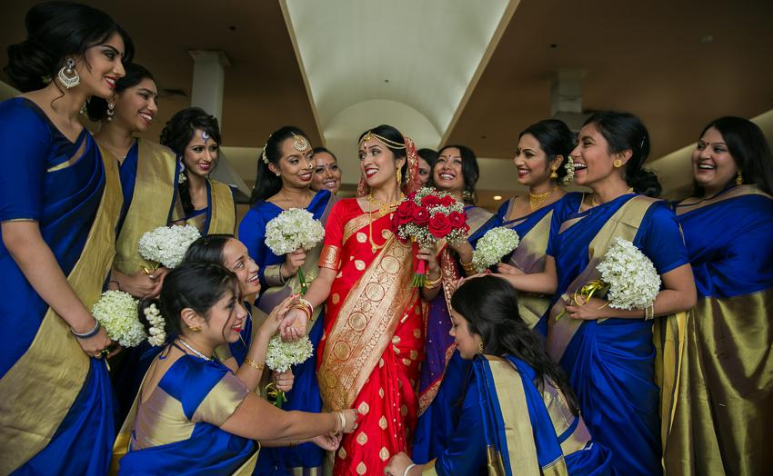 Bridal-Party-Indian-Weddings-Toronto