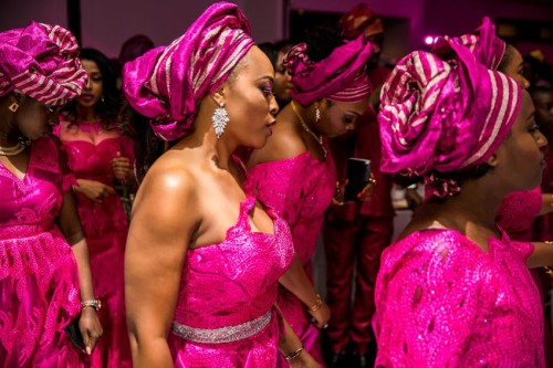Weddings | Nigerian Cultural Wedding | Supreme Luxury Event Venue