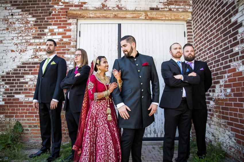 bridal-party-photoshoot