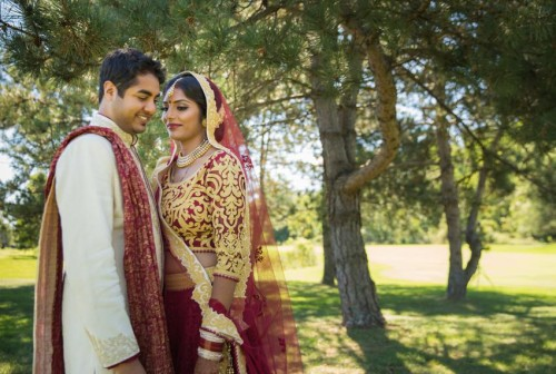 Wedding | Outdoor Hindu Wedding