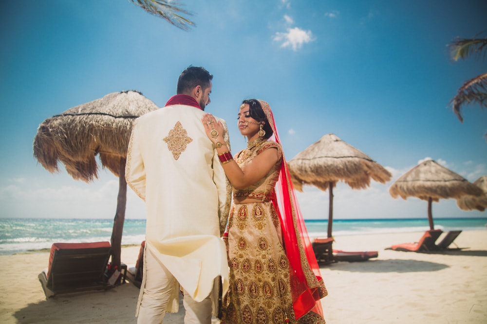 Mexico-Azul-Fives-Indian-Wedding-Rivera-Maya