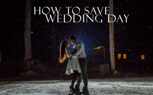 Save your wedding day