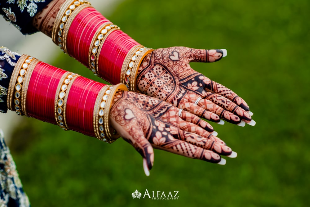 Mendhi-Sikh-Wedding-Photographers