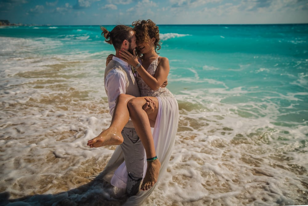 Wedding | Wedding Ceremony at Oasis Cancun Mexico