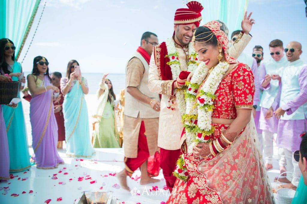 Wedding Timeline Of Sikh Or Hindu Wedding In Canada Alfaaz