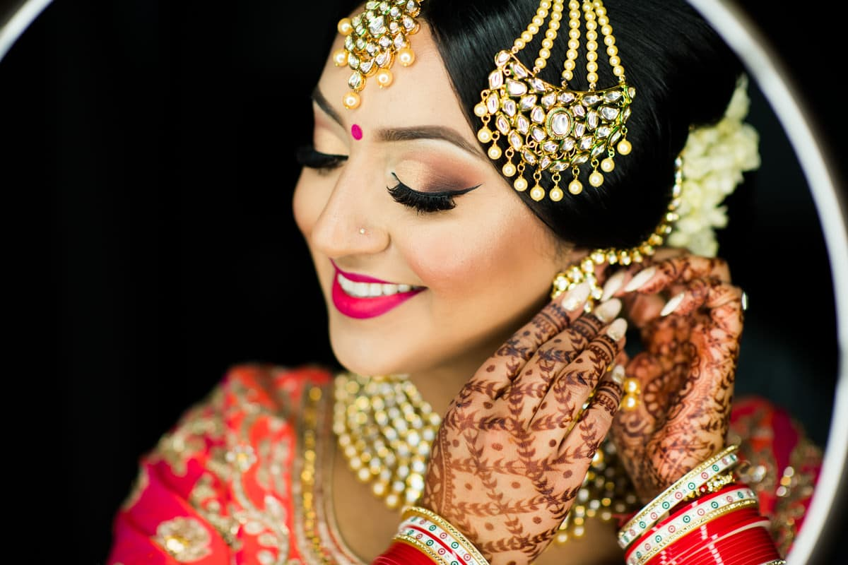Indian Wedding Makeup And Hair Artists In Toronto