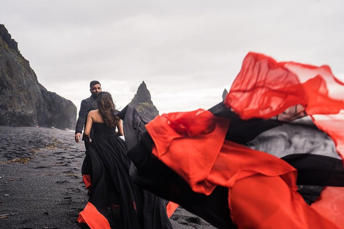 Iceland-Engagement-shoot
