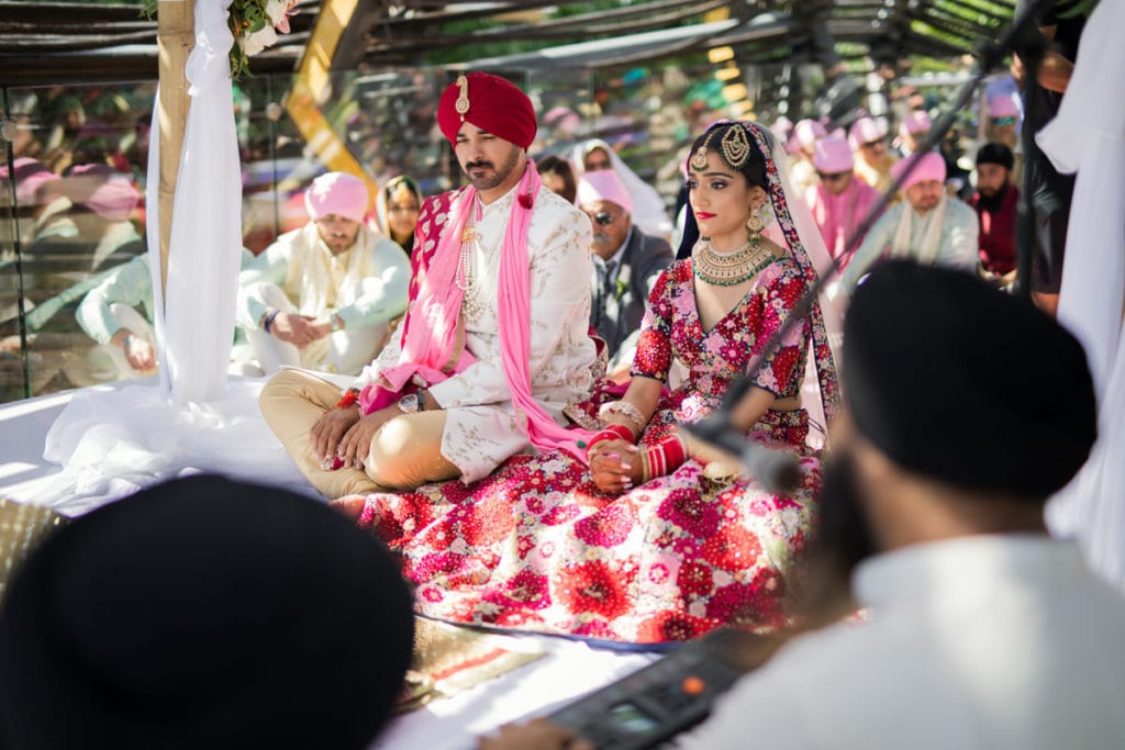 outdoor-Sikh-Wedding-Mexico-canada