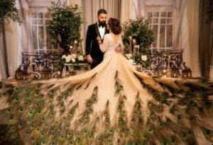 Modern and Chic Indian Wedding