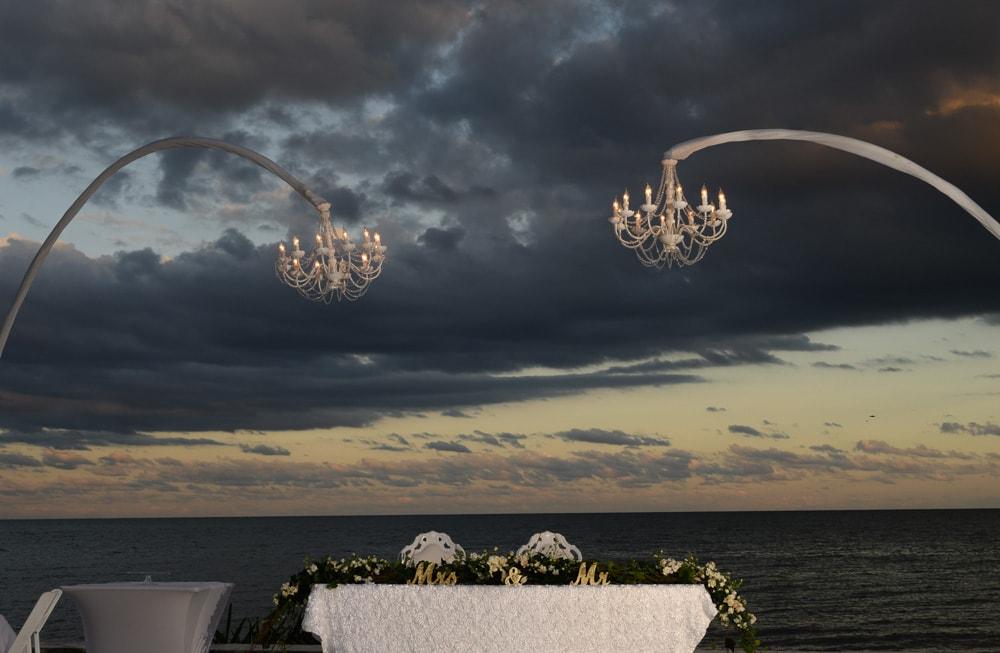 Moon Palace Sikh Hindu Indian Wedding in Cancun Mexico. Beach Wedding Reception down South.