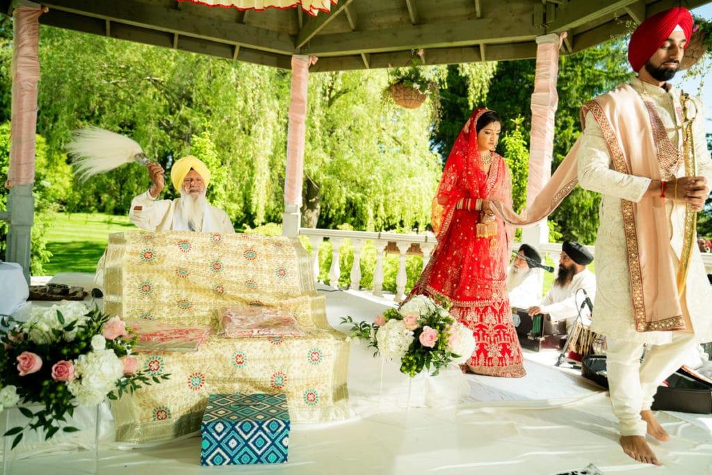Outdoor-Sikh-Wedding-Toronto