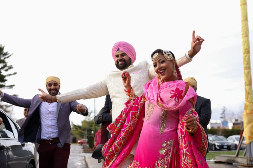 Ottawa Sikh Wedding