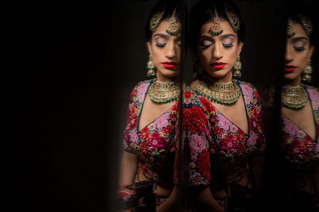 Indian Sikh Bride in Cancun