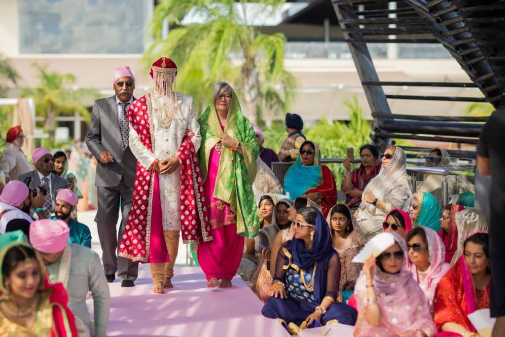 Indian Wedding Cancun Royalton