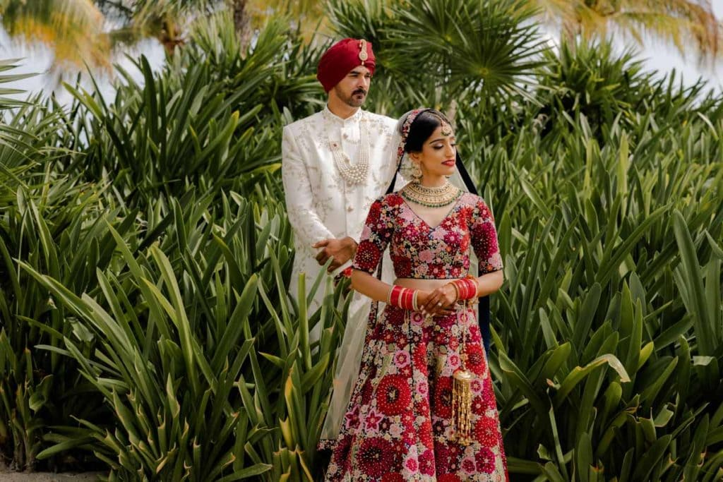Sikh-wedding-royalton-cancun