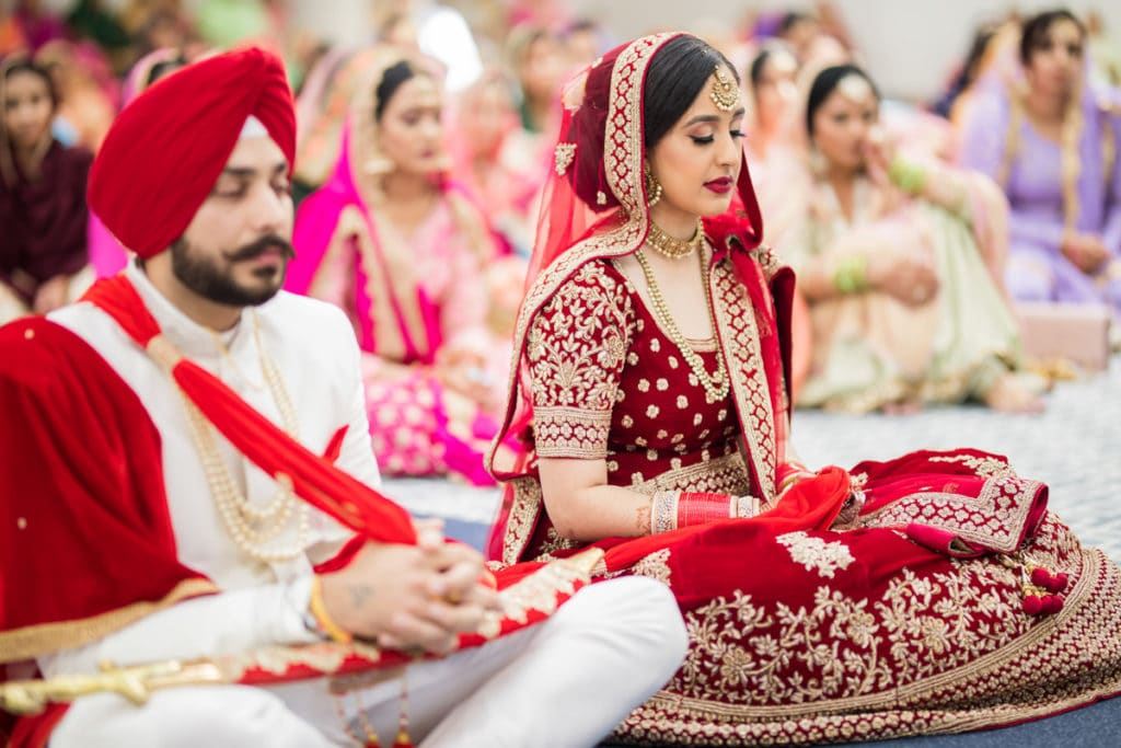Cambridge Sikh Temole-Weddings