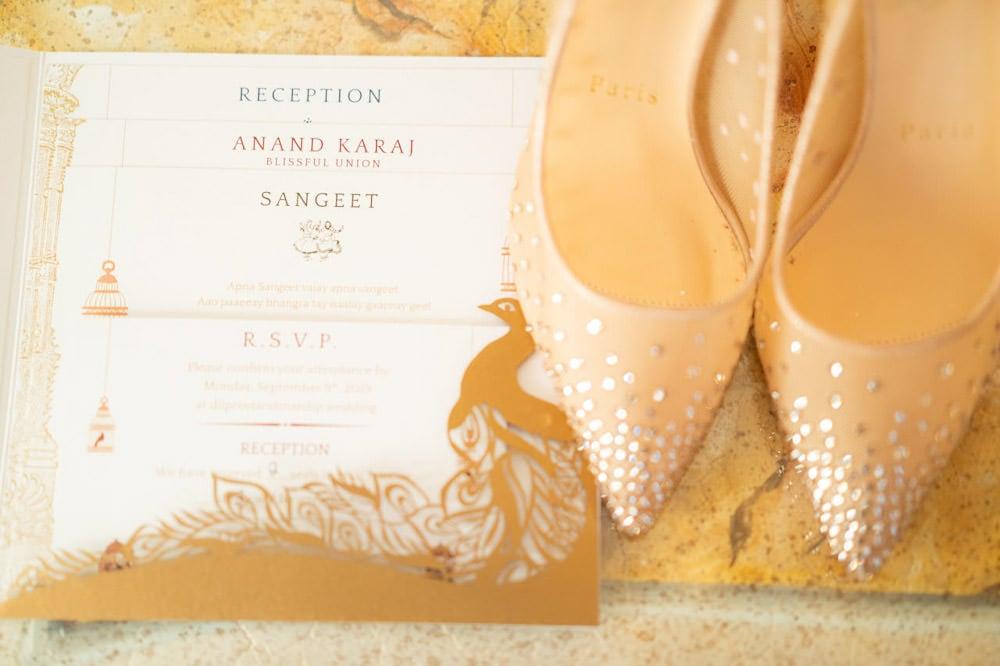 High-end Wedding invitations