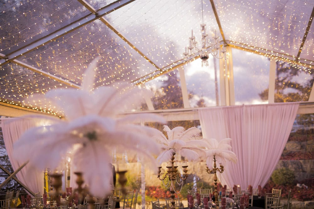 Reception at Caledon Country Club