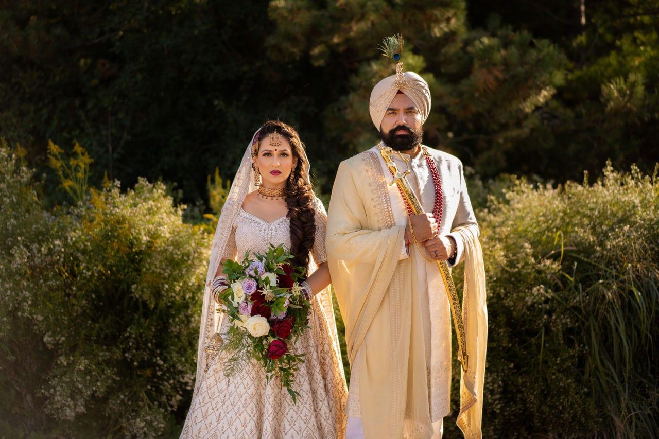 Indian Couple Photo